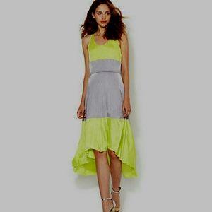 NWT Crop David Peck Marlowe Jersey Dress L 8 10